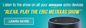 Listen to the show on your amazon echo device