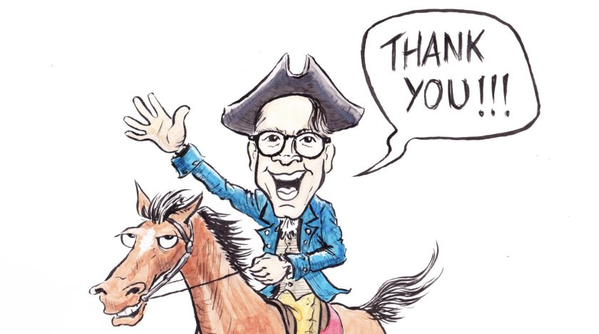 watch all the paul revere videos the eric metaxas show rh metaxastalk com Paul Revere's Ride Paul Revere On His Horse